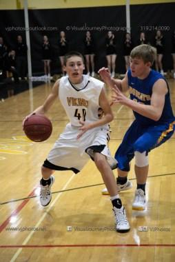 Varsity Basketball Vinton-Shellsburg vs Benton Community-9523