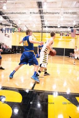 Varsity Basketball Vinton-Shellsburg vs Benton Community-9540