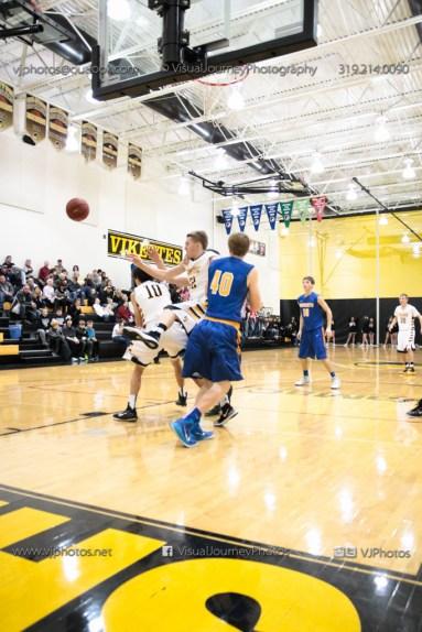Varsity Basketball Vinton-Shellsburg vs Benton Community-9545