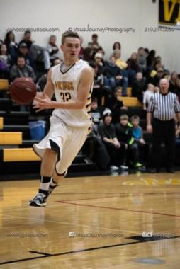 Varsity Basketball Vinton-Shellsburg vs Benton Community-9552