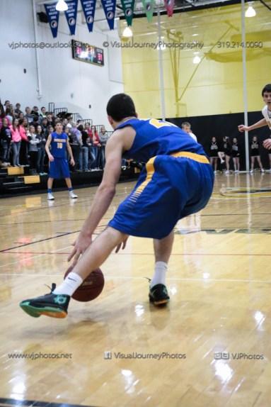 Varsity Basketball Vinton-Shellsburg vs Benton Community-9613