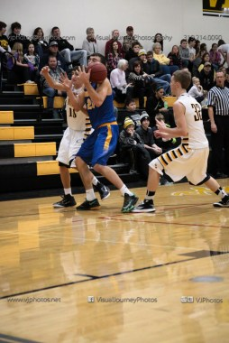 Varsity Basketball Vinton-Shellsburg vs Benton Community-9620