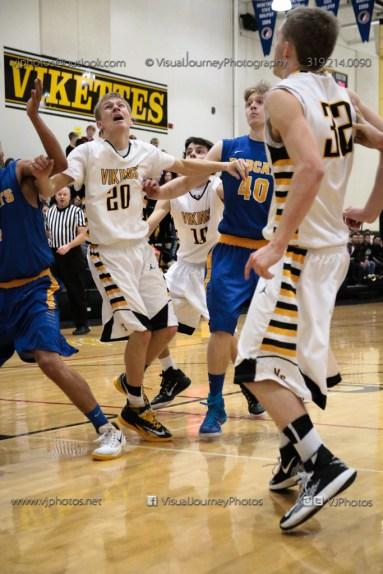 Varsity Basketball Vinton-Shellsburg vs Benton Community-9627