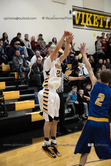 Varsity Basketball Vinton-Shellsburg vs Benton Community-9657