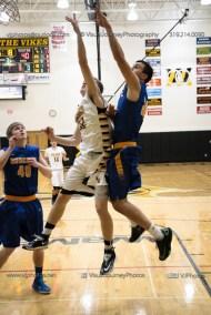 Varsity Basketball Vinton-Shellsburg vs Benton Community-9699