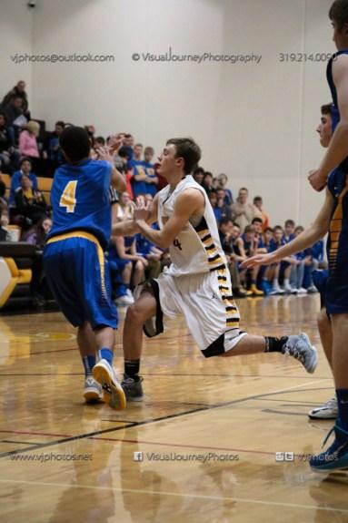 Varsity Basketball Vinton-Shellsburg vs Benton Community-9703