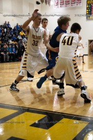 Varsity Basketball Vinton-Shellsburg vs Benton Community-9713