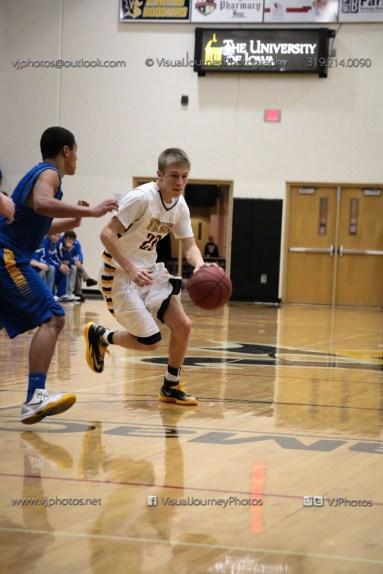 Varsity Basketball Vinton-Shellsburg vs Benton Community-9715