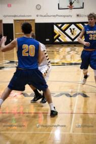 Varsity Basketball Vinton-Shellsburg vs Benton Community-9730