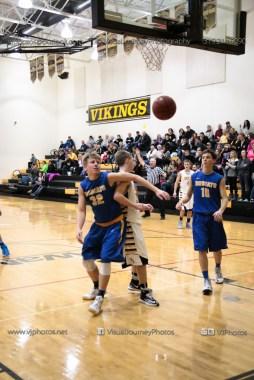 Varsity Basketball Vinton-Shellsburg vs Benton Community-9803