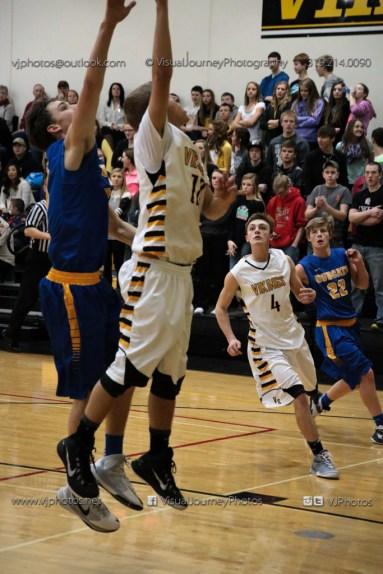 Varsity Basketball Vinton-Shellsburg vs Benton Community-9809