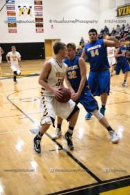 Varsity Basketball Vinton-Shellsburg vs Benton Community-9812