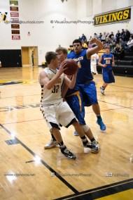 Varsity Basketball Vinton-Shellsburg vs Benton Community-9813