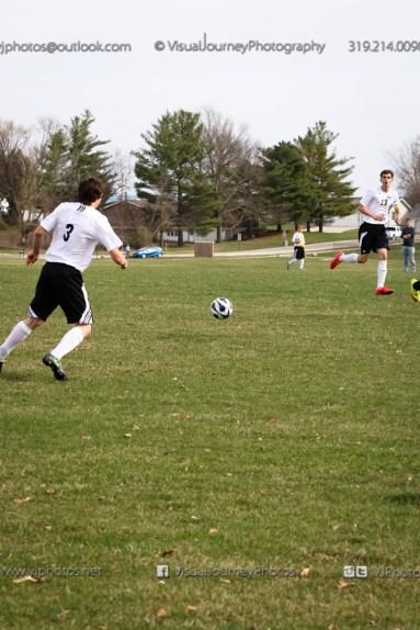 Boys Soccer - CPU vs Western Dubuque-4005