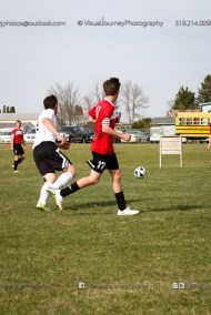 Boys Soccer - CPU vs Western Dubuque-4133