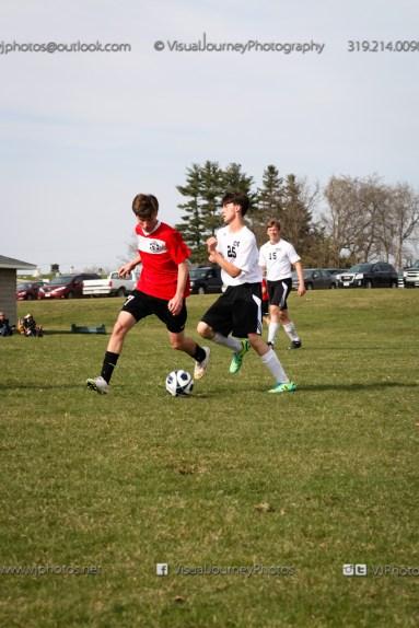 Boys Soccer - CPU vs Western Dubuque-4149