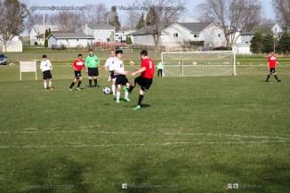 Boys Soccer - CPU vs Western Dubuque-4321