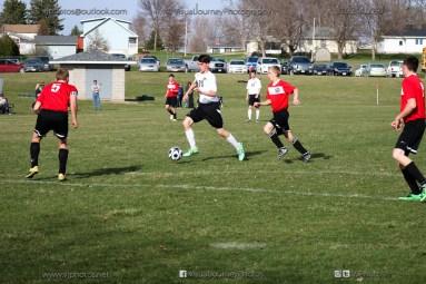 Boys Soccer - CPU vs Western Dubuque-4333