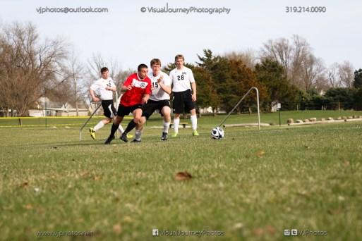 Boys Soccer - CPU vs Western Dubuque-4367