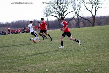 Boys Soccer - CPU vs Western Dubuque-4399
