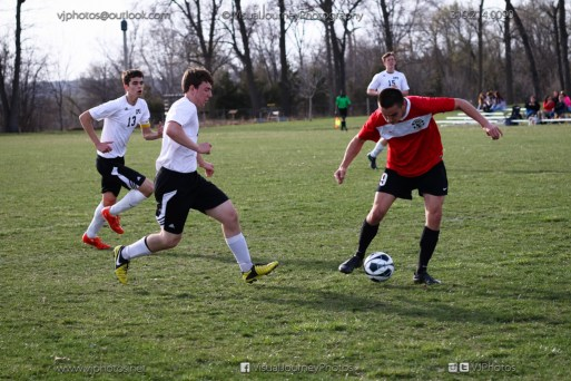 Boys Soccer - CPU vs Western Dubuque-4430