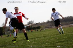 Boys Soccer - CPU vs Western Dubuque-4450
