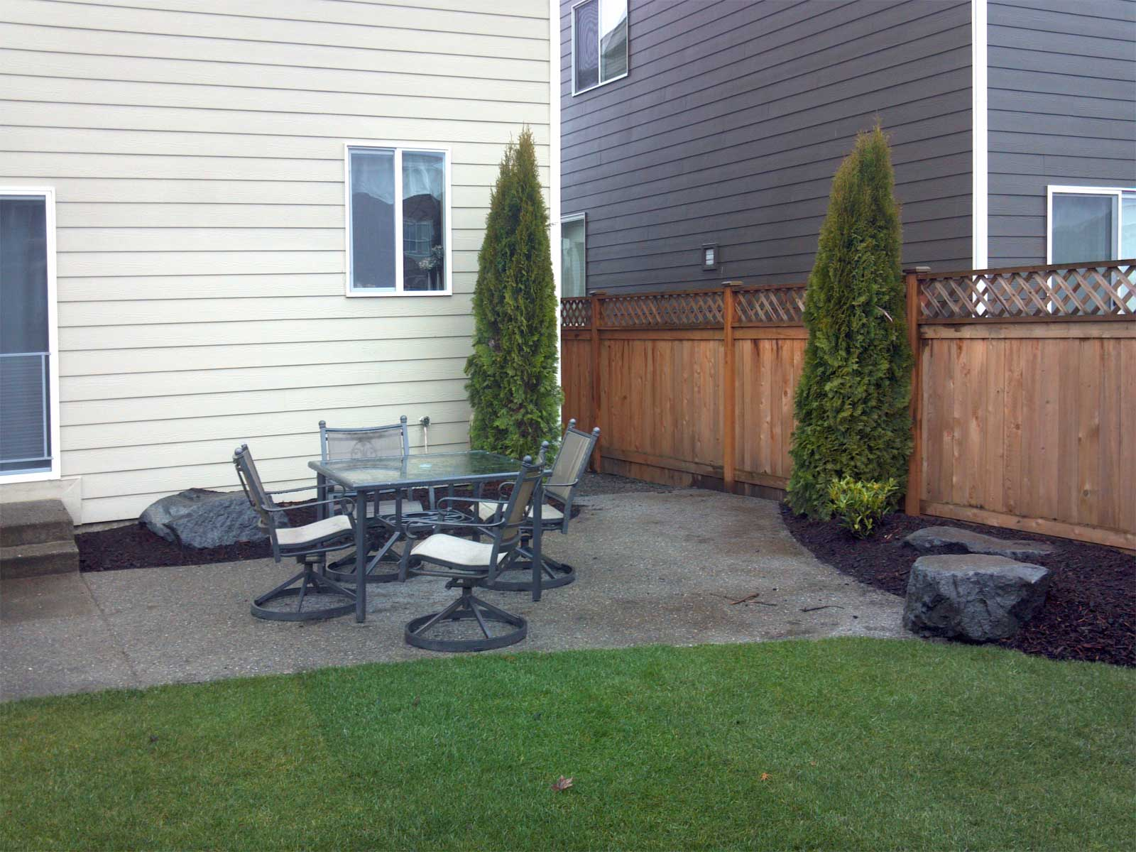 Back Decks And Patios