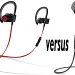Beats by Dr. Dre Powerbeats2 vs Jaybird X2 Bluetooth Headphones