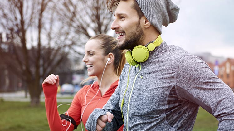 Safest Headphones for Runners.