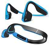 Aftershokz Trekz Titanium vs SainSonic BM-7 Bone Conduction Headphones