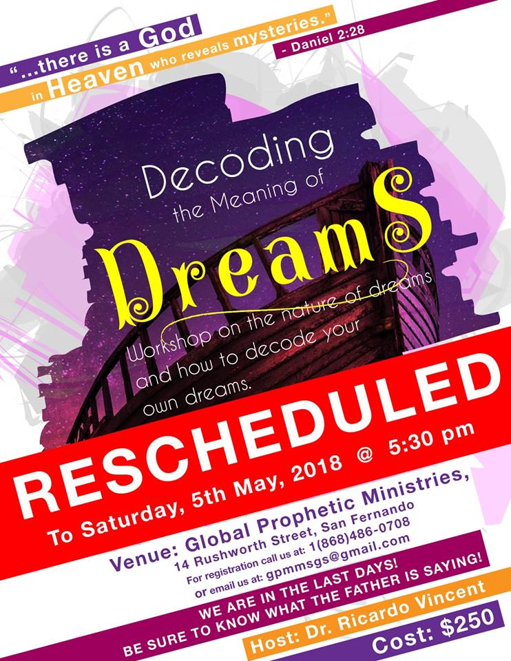 Seminar – Decoding the Meaning of Dreams II – The Academy of