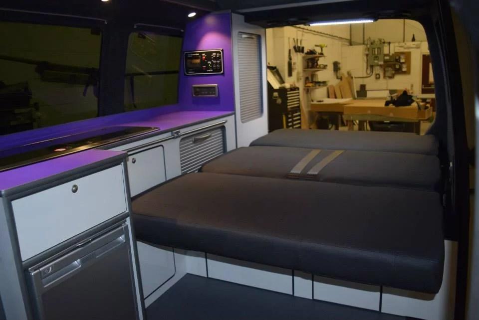 T5 Camper Interior
