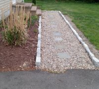 Walkway Install - Colchester, CT