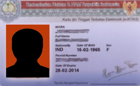 Temporary Stay Permit Kitas