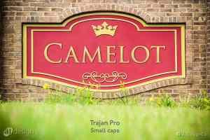 CAMELOT-04-trajan-pro