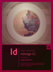 Adobe InDesign CC 2014 Splash Screen