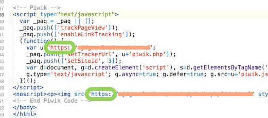 piwik-code