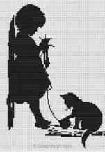 petite tricoteuse
