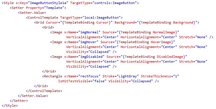 Silverlight Bits&Pieces: The First Steps with Visual State Manager (3/6)