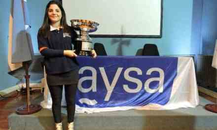 Florencia Fernández:  reina del ajedrez albiceleste