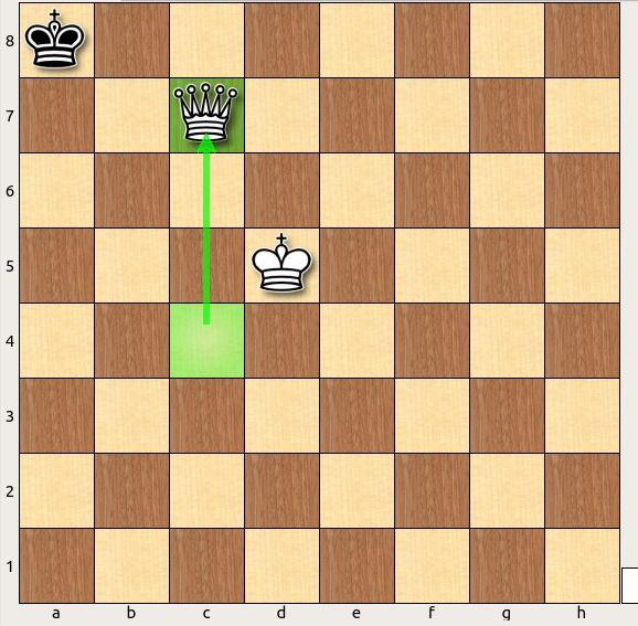ACADEMIA DE AJEDREZ 1 11. EL AHOGADO-ajedrez para niños