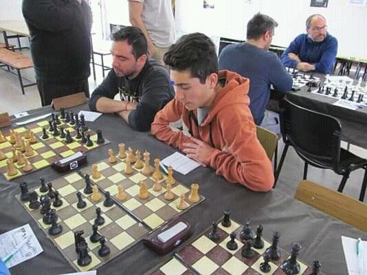 Oliva Facundo 24.TORNEOS DE AJEDREZ GAMBITO LATINO EDICIÓN XVI°