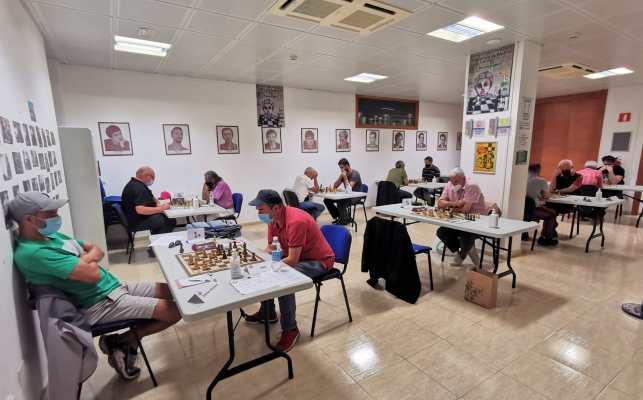 torneo de ajedrez online