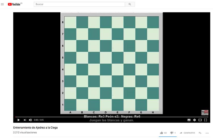 Chess Laboratory - ajedrez a ciegas