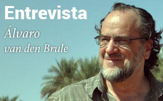 Entrevista con Álvaro van den Brule Arandia