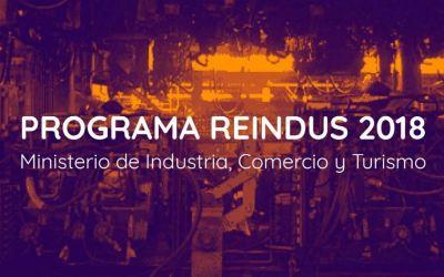 Programa REINDUS 2018