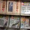 Tab;oid newspapers
