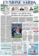 L'UNIONE SARDA 31.3.2013