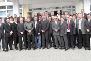 Comisia Tehnica organizeaza Scoala de Antrenori