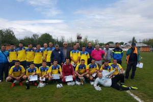 Sportul Ciorasti este cistigatoarea Campionatului Judetean